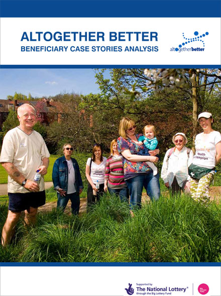 Analysis of Beneficiary case studies for Altogether Better