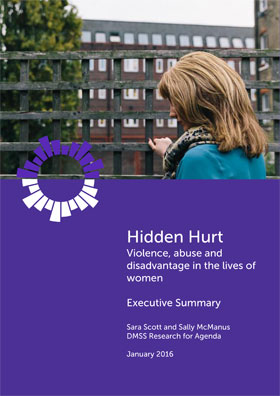 Hidden Hurt: violence, abuse and disadvantage in the lives of women