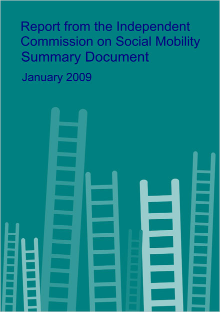 Report of the Independent Commission on Social Mobility