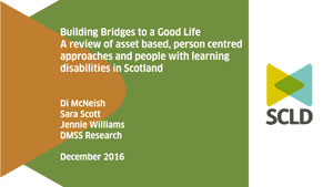 Building Bridges to a Good Life Report
